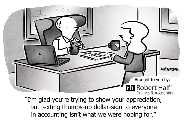Recognize Your Staff On International Accounting Day