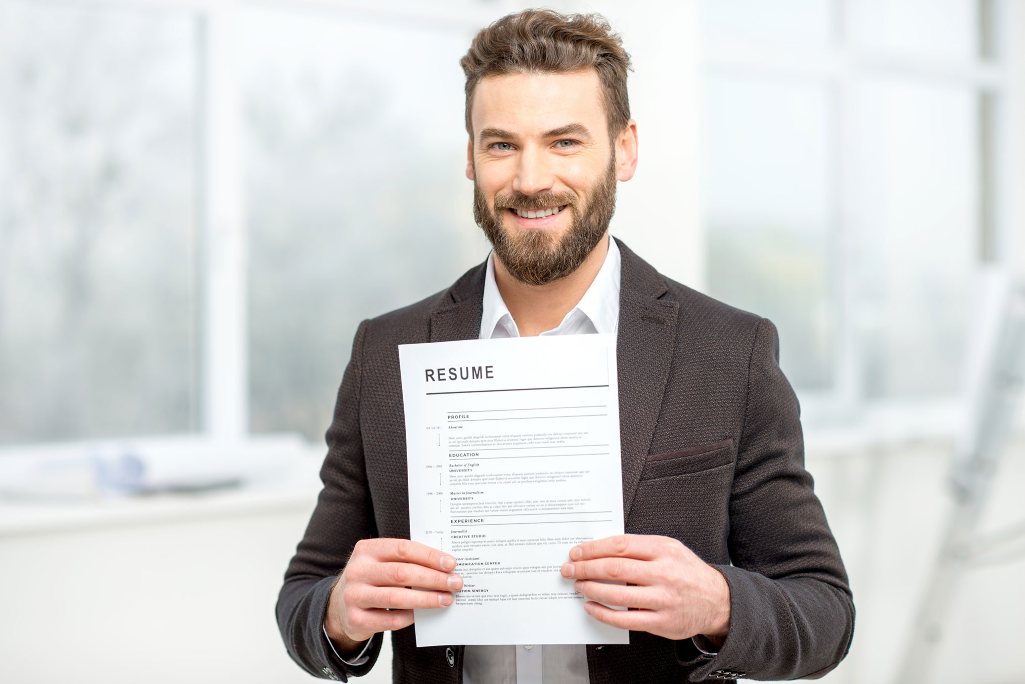 5 accounting resume tips including the follow up robert half