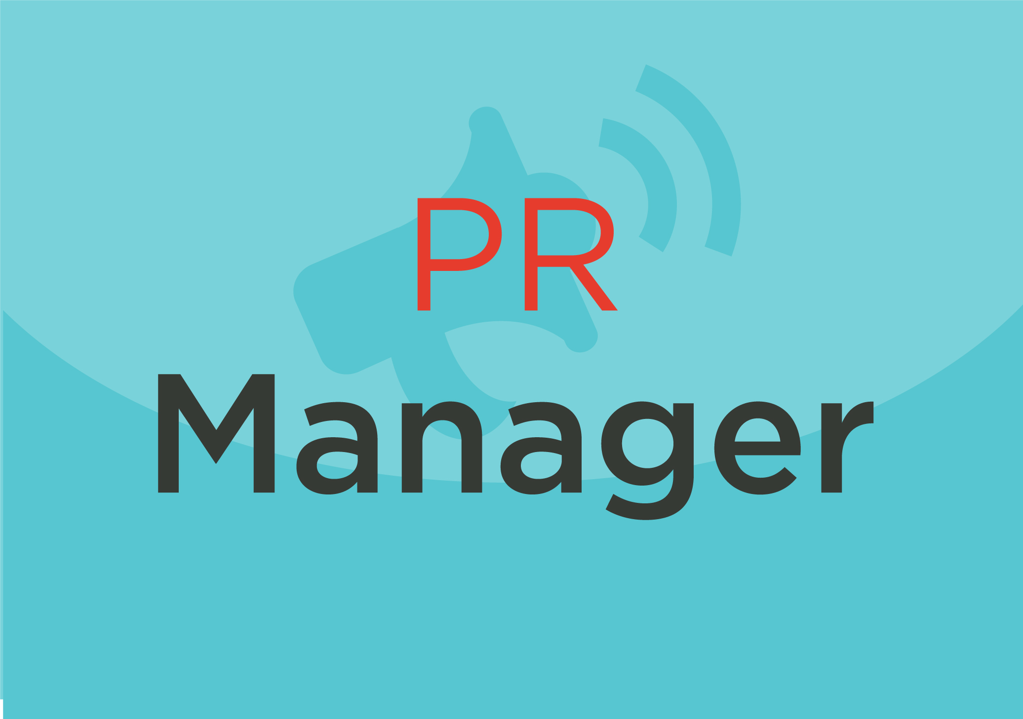 hot job  public relations manager