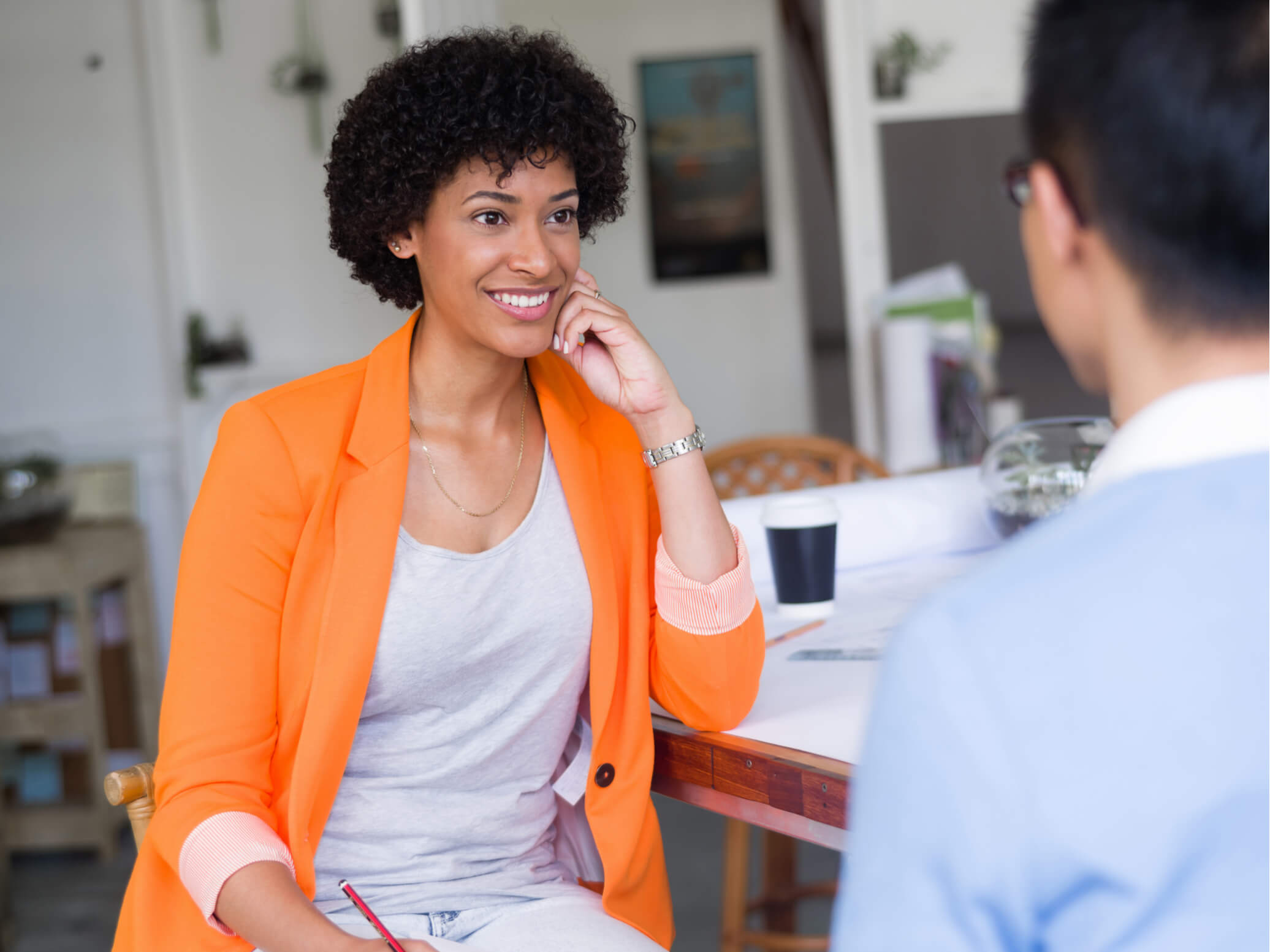 Make A Positive Impression When Interviewing Candidates