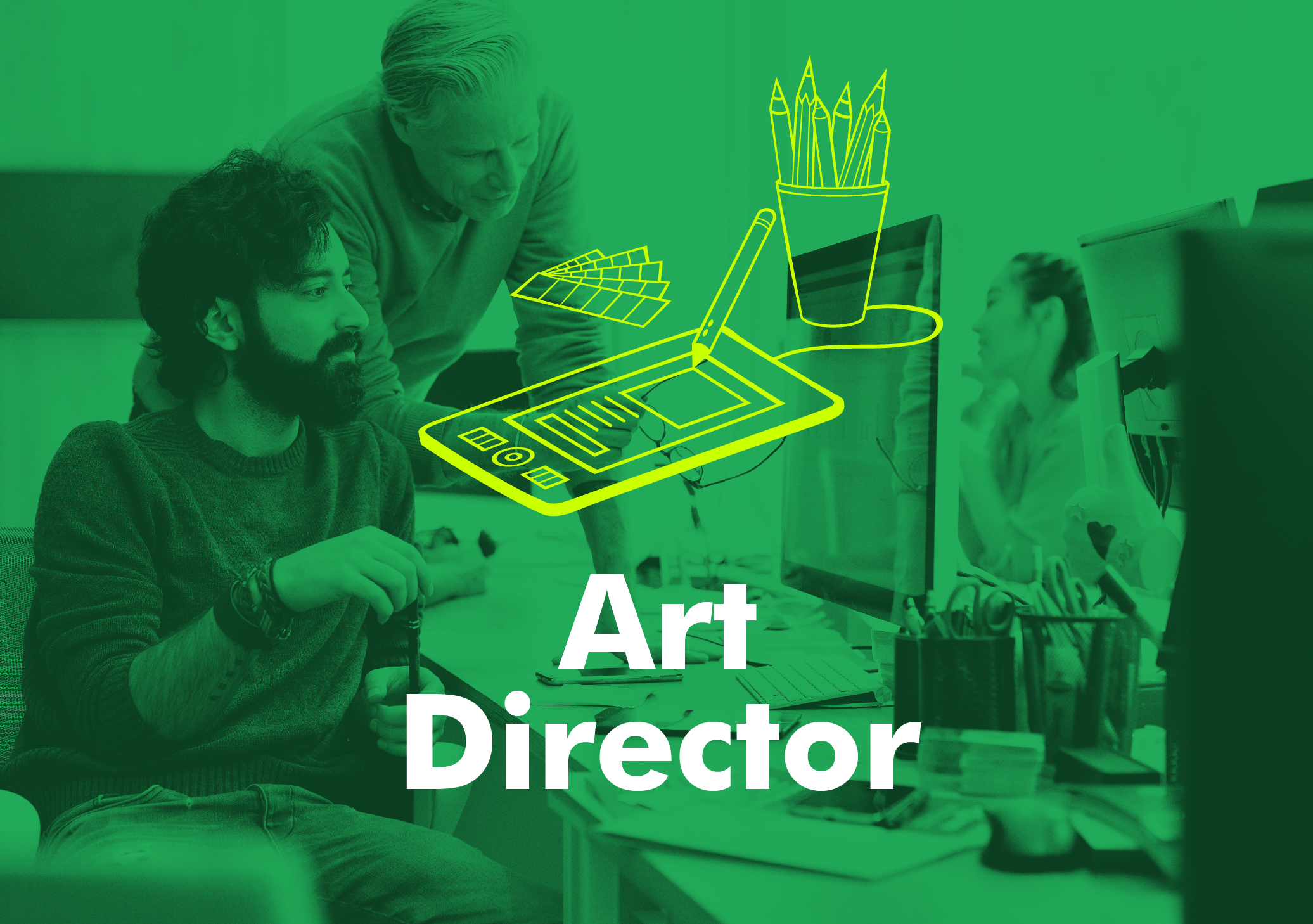 art director job description and salary outlook