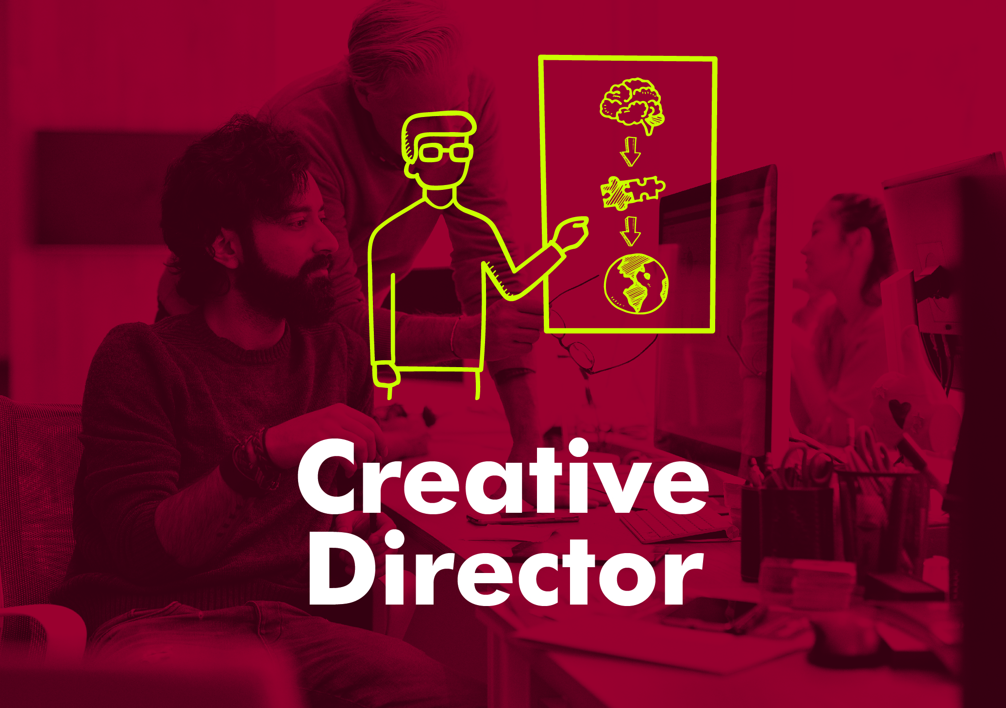 creative director salary and job description