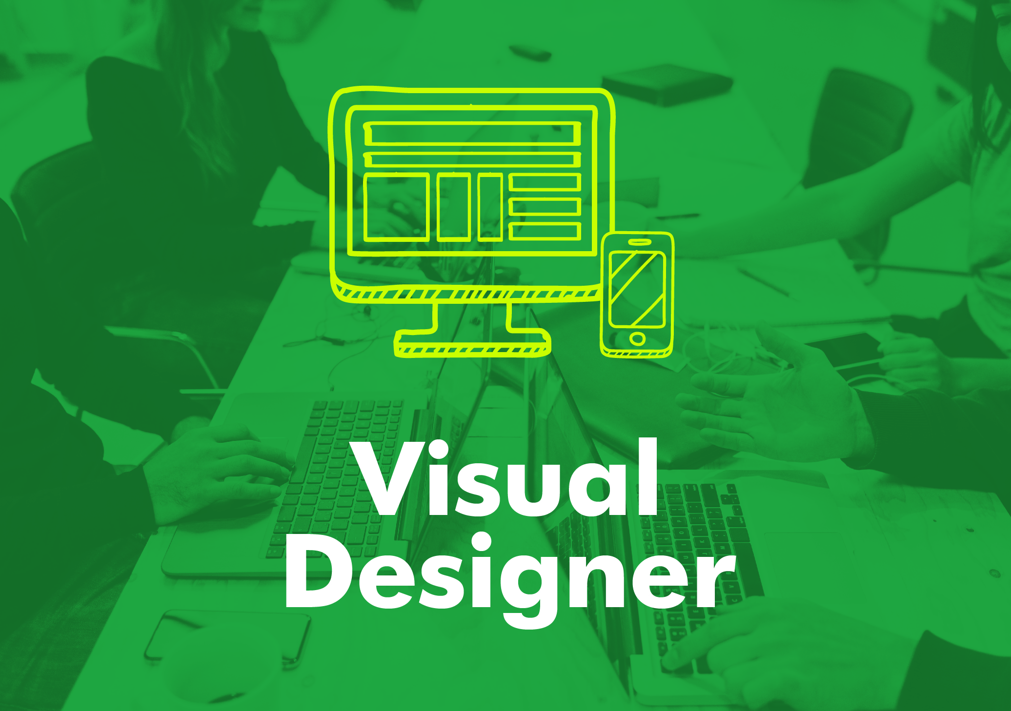 Visual Designer Job Description And Salary Outlook