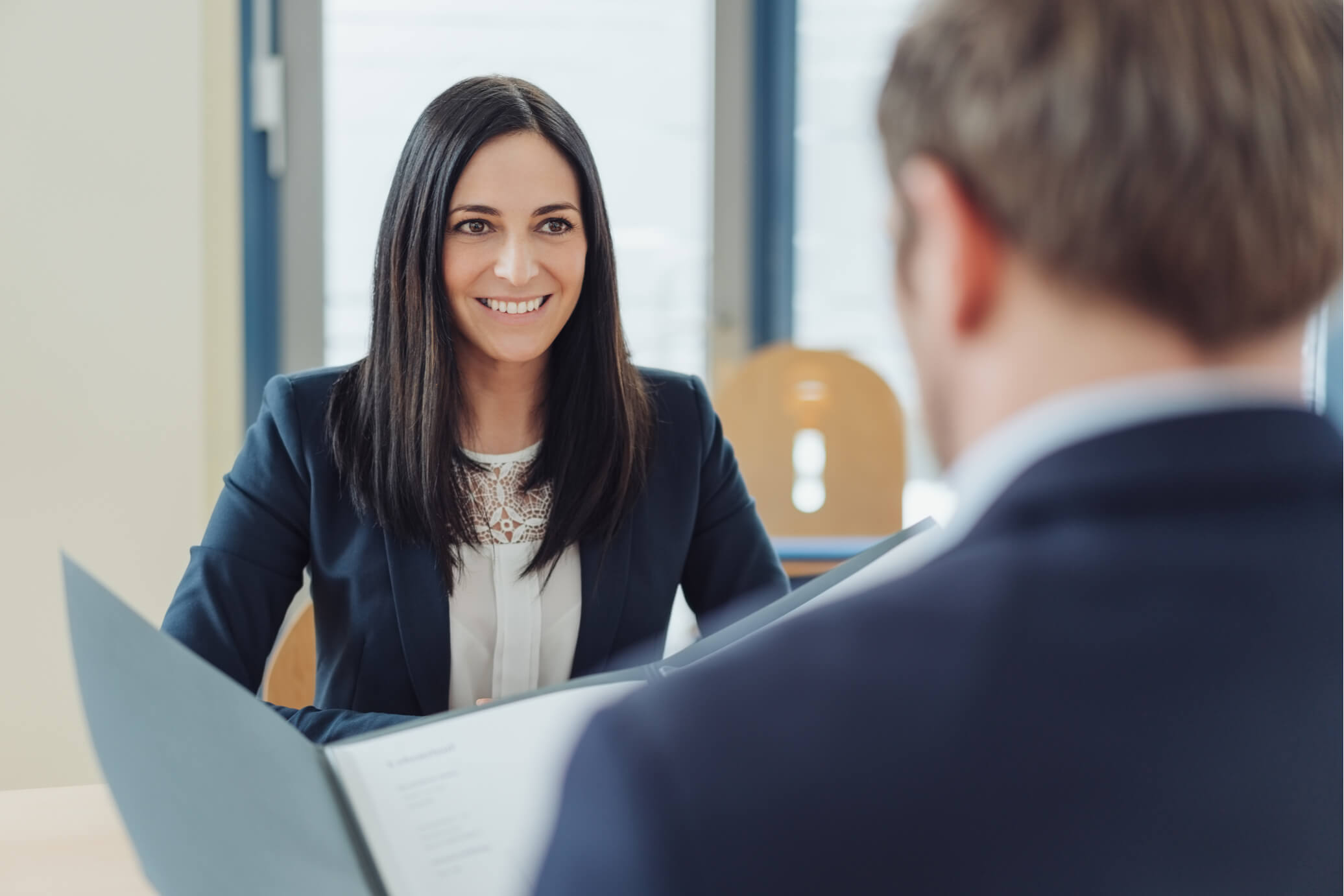 interview questions for an executive assistant