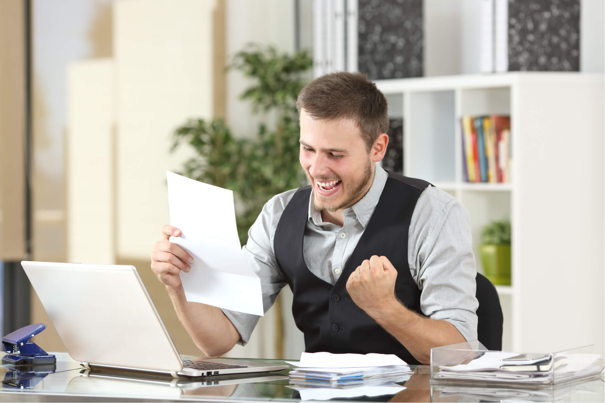 What to Do After Accepting a Job Offer   Robert Half