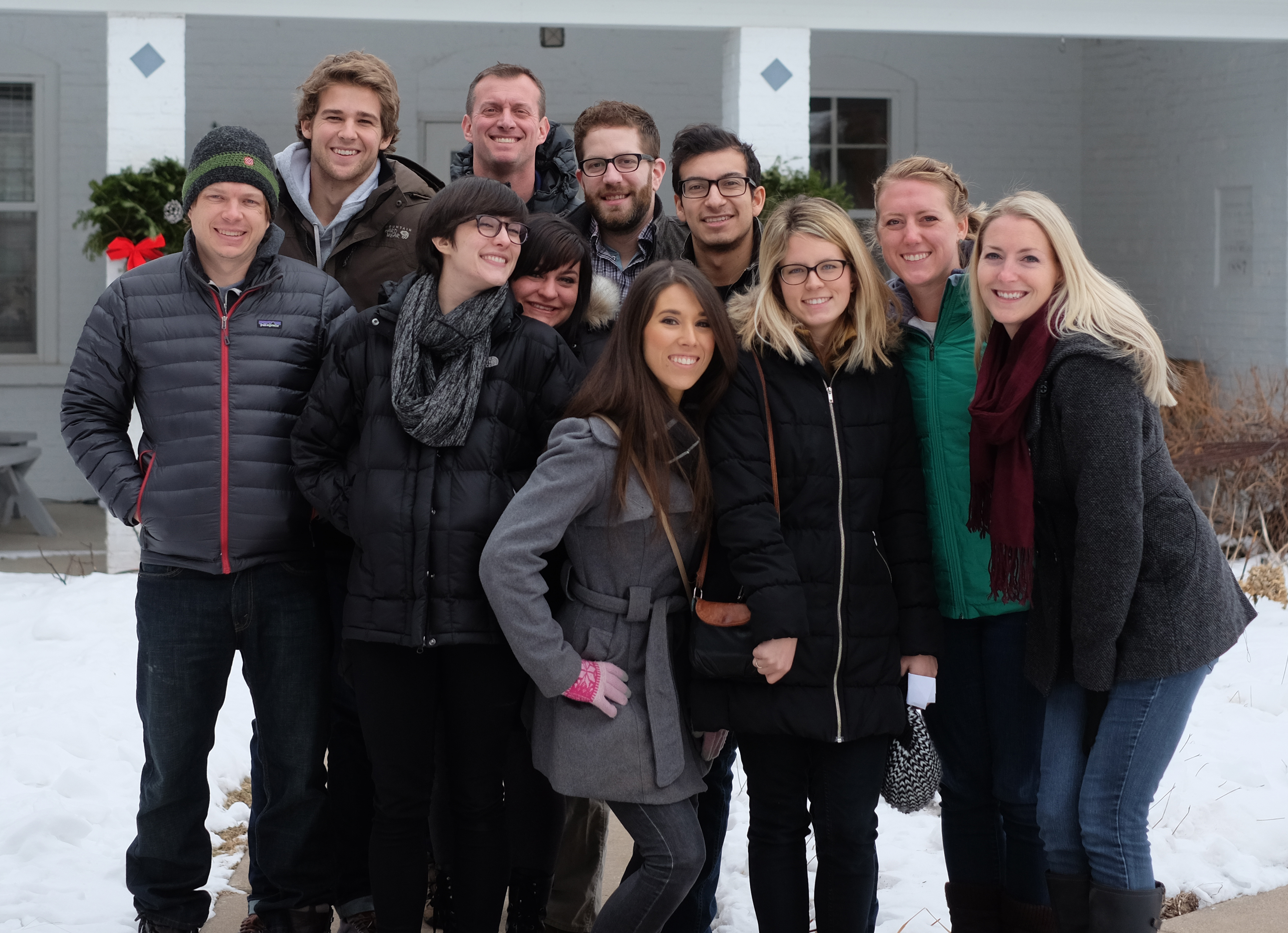 The Rule29 Team Photographed in January
