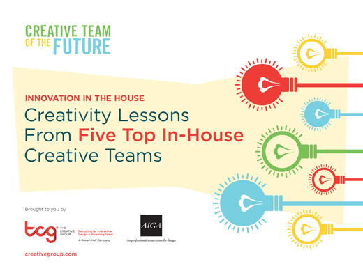 creativity lessons five top in house creative teams
