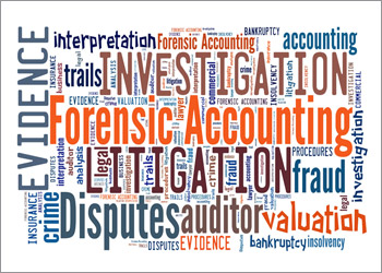 what do you need to work in forensic accounting jobs