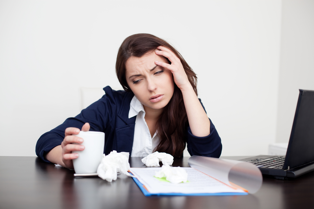 Thinking of Going to Work Sick? You Probably Shouldn't ...