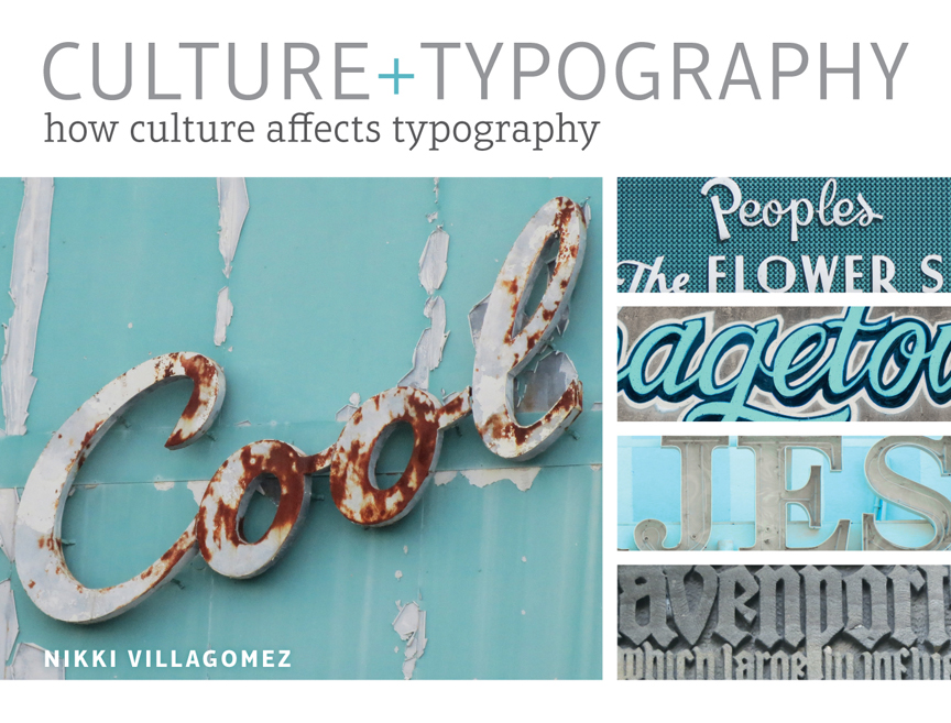 Culture and Typography