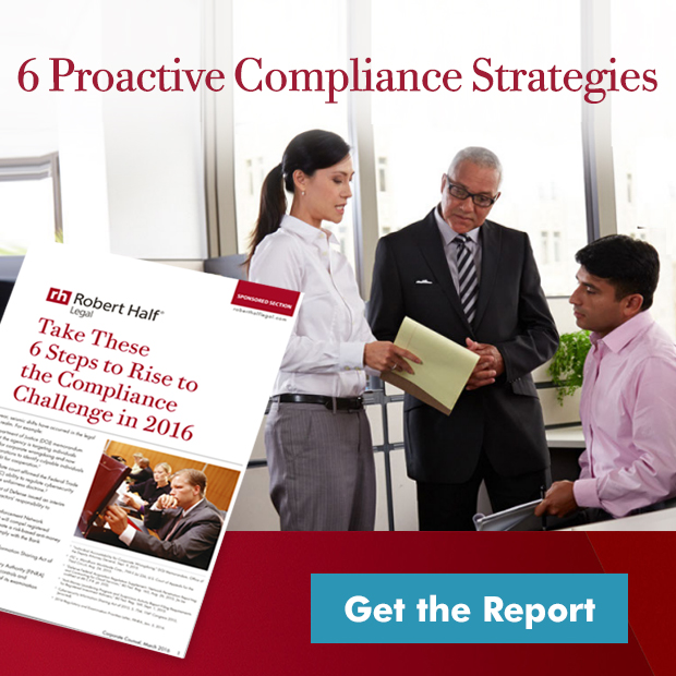 compliance strategy guide