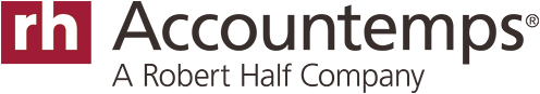 Robert Half Accountemps logo