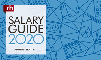 Robert Half Salary Guide 2020 for OfficeTeam: View the pdf