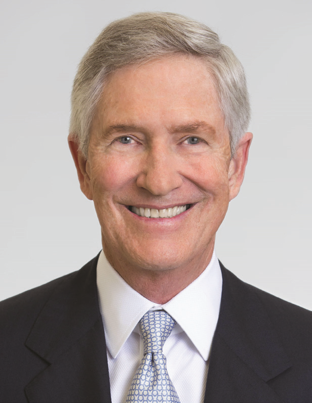 Chairman and Chief Executive Officer Harold M. Messmer, Jr.