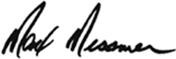 Max Messmer Signature