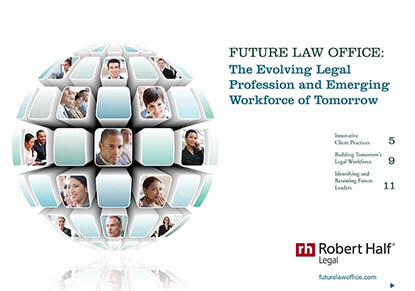 The Evolving Legal Profession and Emerging Workforce of Tomorrow Thumbnail