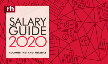 Robert Half Salary Guide 2020 for Accounting and Finance: View the pdf