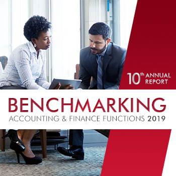 Benchmarking the Accounting and Finance Function