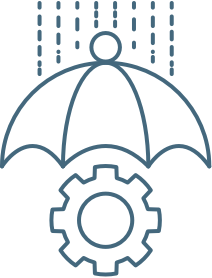 Consultants set the strategy icon