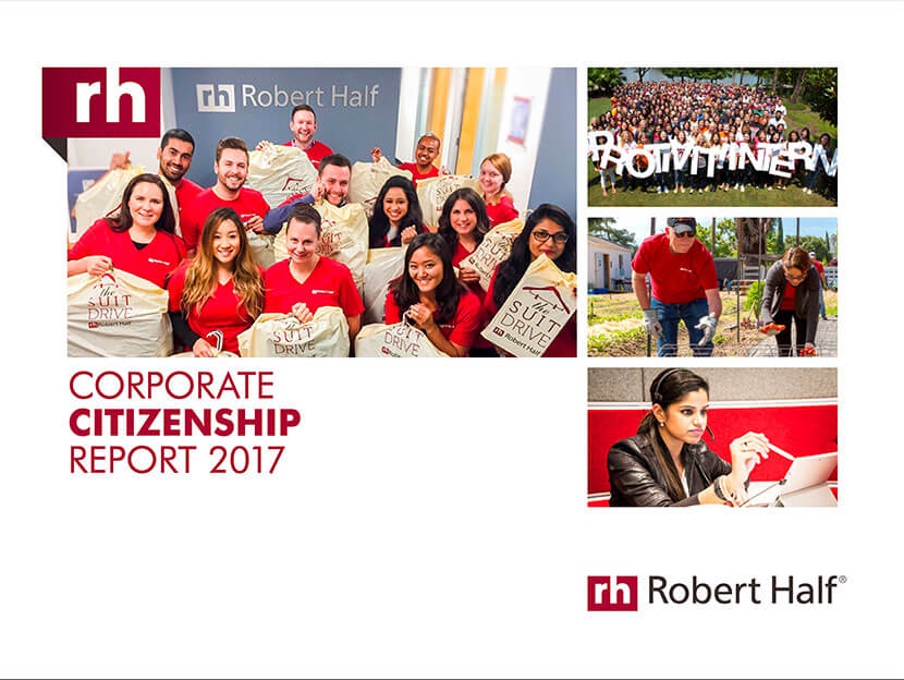 Corporate Citizenship Report