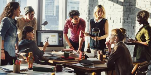 The Creative Workplace: Trends and Challenges