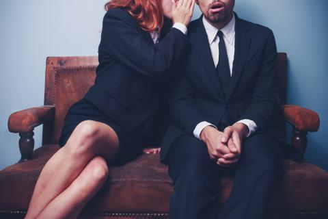 Office Gossip? You Have Better Things to Do