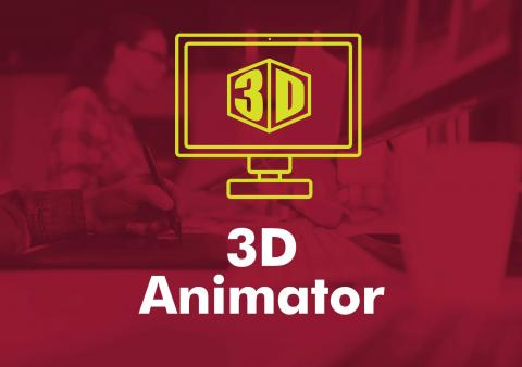 Hot job - 3D animator