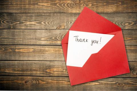 Saying Thanks: How to Create an Employee Rewards Program
