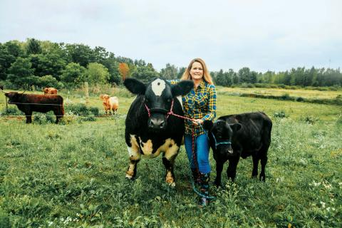 Down on the Farm: One Robert Half Employee's Sustainability Story