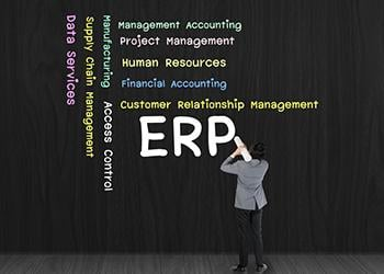 ERP and words and phrases that describe its implementation