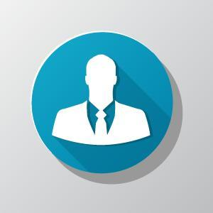 Profile icon for LinkedIn as encouragement for financial executives