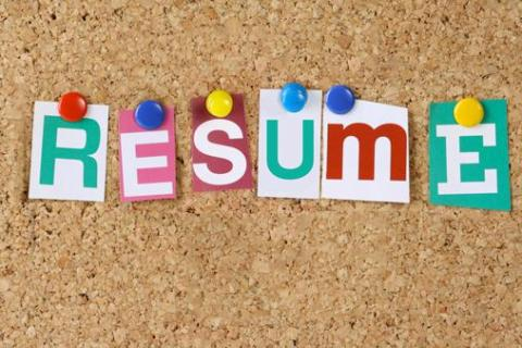 lets face it writing a good resume is hard one of the most difficult things about the process is that it requires intense attention to detail