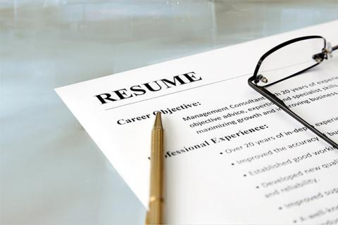 what resume should look like