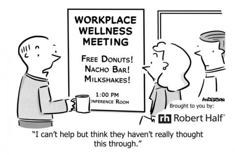 WorkVine: A Mixed Message About Workplace Wellness