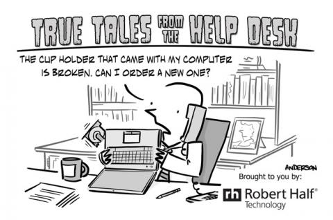 A Tiered Role. Help Desk Analysts ...