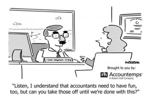 Accounting Jokes, Accountant Humor | Robert Half
