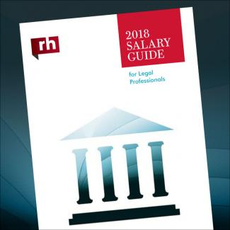2018 Legal Salary Guide