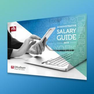 2019 Administrative Salary Guide
