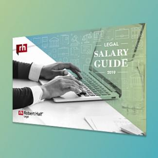 2019 Legal Salary Guide