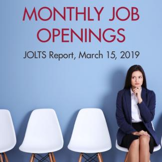 JOLTS January Report