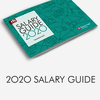 Robert Half Salary Guide 2020 Technology