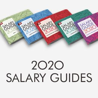 Robert Half 2020 Salary Guides