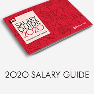 Accounting & Finance Salaries | 2020 Salary Guide | Robert Half