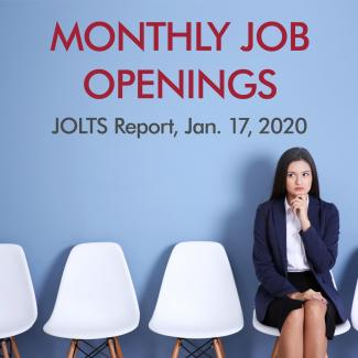 Just In: Job Openings at 6.8 Million