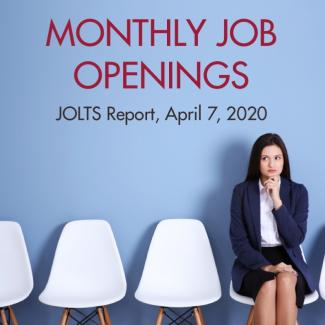 February JOLTS Report: Job Openings at 6.9 Million - image