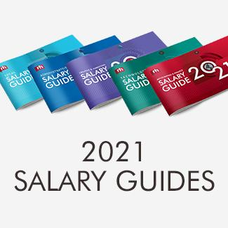 Robert Half 2021 Salary Guides