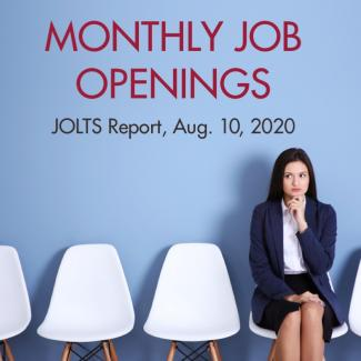 June JOLTS Report: Job Openings at 5.4 Million