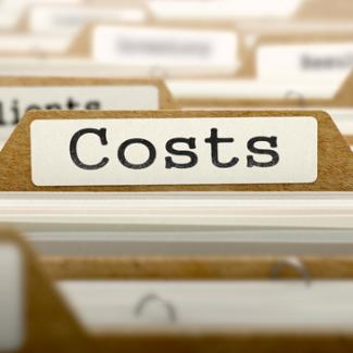 4 Cost Control Measures That Will Help Your Company — paper files labeled costs
